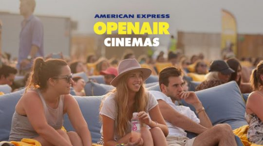 Openair Cinema 2017-2018 Season image