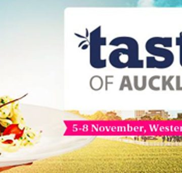 We'll See You at Taste of Auckland! image